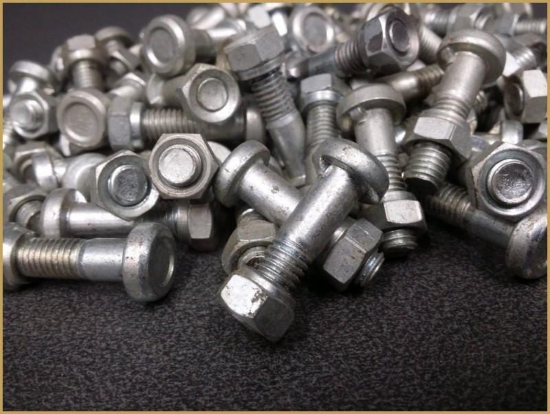 """Clamping screw saddle type """"MAFAC"""""""