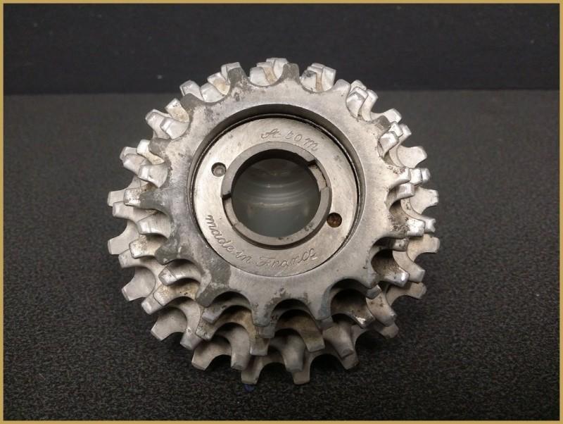 """Wheel free """"ATOM"""" 5v 14/21 (Ref 431)"""
